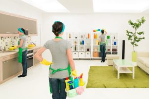 Apartment Complex Cleaning Services